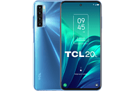"Móvil - TCL 20L, Azul, 128 GB, 4 GB, 6.67"" FHD+, Qualcomm®Snapdragon™ 662, 5000 mAh, Carga rápida 18W, Android"