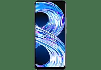 "Móvil - realme 8, Negro, 128 GB, 6 GB, 6.4"" FHD+, MediaTek Helio G95, 5000 mAh, Carga rápida 30 W, Android"