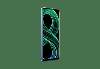 """Móvil - realme 8 5G, Azul, 128 GB, 6 GB, 6.5"""" FHD+, Dimensity 700, 5000 mAh, Carga rápida 30 W, Android"""