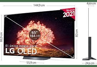 "TV OLED 65"" - LG OLED65B16LA.AEU, UHD 4K, webOS 6.0 Premium, Asistente de Google, Alexa, HDR 10 Pro"