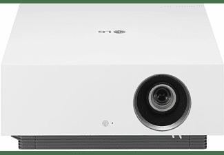 Proyector  TV- LG HU810PW, Láser, 2700 lm, 300 W, webOS 5.0, HDR10, HLG, Blanco