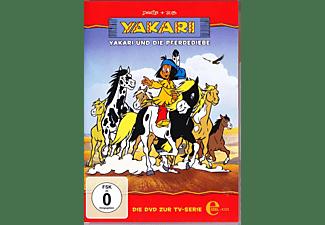 Yakari - Yakari und die Pferdediebe [DVD]