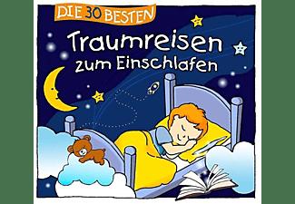Sabine Seyffert - Die 30 Besten Traumreisen Zum Einschlafen  - (CD)