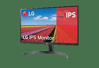 "Monitor - LG 24QP500-B, 24"" QHD, HDR10, HDMI, Dual Controller, LED, Negro"