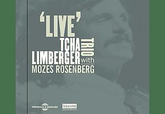 Tcha Limberger Trio With Mozes Rosenberg - Live  - (CD)