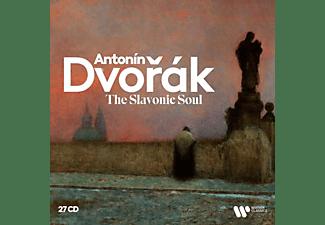VARIOUS - Dvorak Edition:The Slavonic Soul  - (CD)