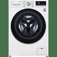 LG ELECTRONICS Waschtrockner 10.5/7kg Weiß 1400 U/min. V7WD107H2E