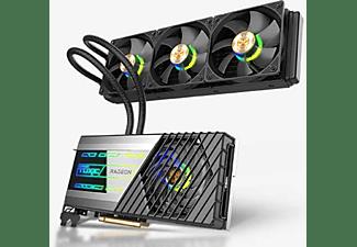 SAPPHIRE Grafikkarte TOXIC AMD Radeon™ RX 6900 XT Extreme Edition 16GB, GDDR6, Wasserkühlung, Schwarz