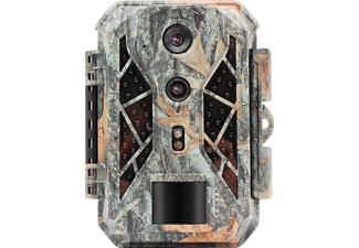 BRAUN PHOTOTECHNIK Scouting Cam Black800 Mini Wildkamera Camouflage, - opt. Zoom, TFT-LCD Farbdisplay