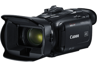 Videocámara - Canon Legria HF G50, 4K, 20x, DIGIC DV 6, CMOS, 1/2.3, Negro