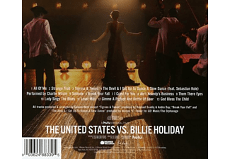 Charlie Wilson, Andra Day - The United States vs. Billie Holiday  - (CD)