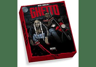Massiv / Manuellsen - Ghetto (Ltd.Box) [CD]