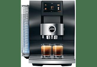 JURA Z10 (EA) Kaffeevollautomat Aluminium Dark Inox