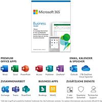 Microsoft 365 Business Standard Download Code - Jahresabonnement - [PC]