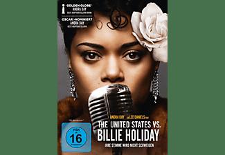 The United States vs. Billie Holiday DVD