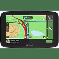 TOM TOM Navigationsgerät GO Essential (6 Zoll, Stauvermeidung dank TomTom Traffic, Europa, TMC)