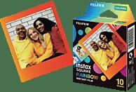 FUJIFILM instax SQUARE Film Rainbow Sofortbildfilm