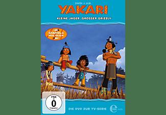Yakari – Folge 29: Kleine Jäger, große Grizzly [DVD]