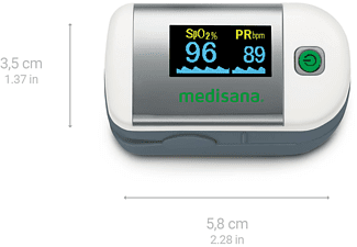 MEDISANA Pulsoximeter PM 100 (79455)