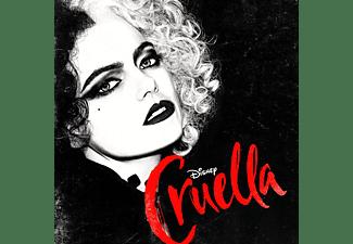 VARIOUS - Cruella (Original Motion Picture Soundtrack)  - (CD)
