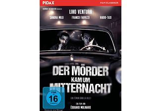 Der Mörder kam um Mitternacht DVD