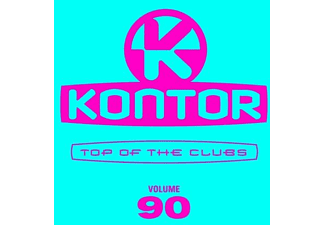 VARIOUS - Kontor Top Of The Clubs Vol.90  - (CD)