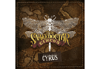 Billy Ray Cyrus - The SnakeDoctor Circus  - (CD)