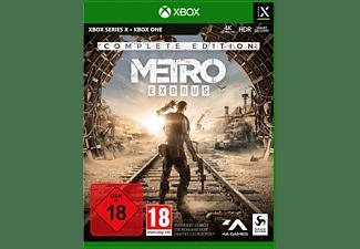 Metro Exodus Complete Edition - [Xbox Series X|S]