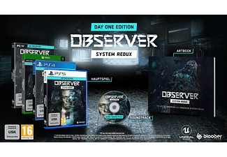 Observer: System Redux Day One Edition - [PlayStation 4]