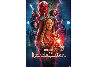 WandaVision Marvel Reality Rift