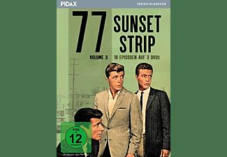 77 Sunset Strip Vol. 3 DVD