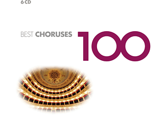 VARIOUS - 100 Best Choruses  - (CD)