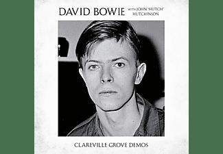 David Bowie - CLAREVILLE GROVE DEMOS  - (Vinyl)