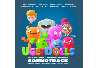 VARIOUS - UglyDolls  - (CD)