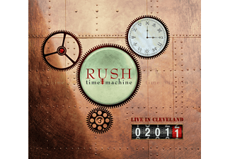 Rush - Time Machine 2011:Live In Cleveland  - (Vinyl)