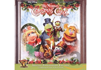 VARIOUS - The Muppets Christmas Carol  - (CD)