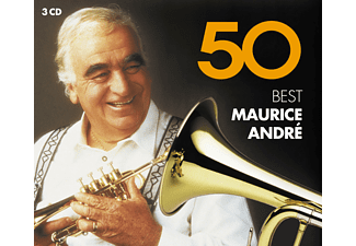 Maurice Andre - 50 Best Maurice Andre  - (CD)