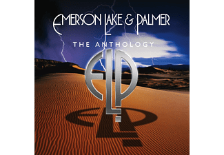Emerson, Lake & Palmer - The Anthology  - (Vinyl)