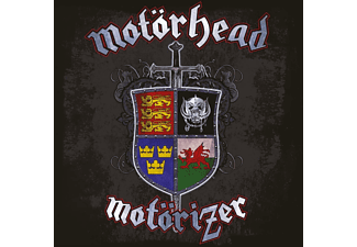 Motörhead - MOTÖRIZER  - (Vinyl)