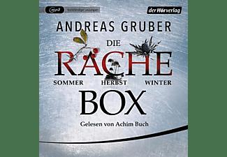 Andreas Gruber - Die ersten drei Fälle für Pulaski und Meyers - Box  - (CD)