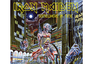 Iron Maiden - Somewhere In Time (2015 Remaster) [CD]