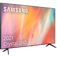 "TV LED 43"" - Samsung UE43AU7175UXXC, UHD 4K, Crystal UHD, Smart TV, HDR10+, Tizen, Dolby Digital Plus, Negro"