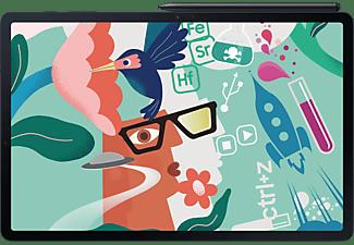 SAMSUNG TAB S7 FE 5G, Tablet, 64 GB, 12,4 Zoll, Mystic Black
