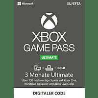 Xbox Game Pass Ultimate - 3 Monate - [Xbox]