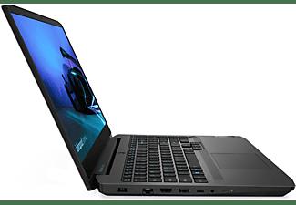 LENOVO IdeaPad Gaming 3i, Gaming-Notebook mit 15,6 Zoll Display, Intel® Core™ i5 Prozessor, 16 GB RAM, 512 GB SSD, GeForce GTX 1650 Ti, Onyx Schwarz
