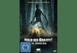 Wald des Grauens-Die Horror-Box DVD