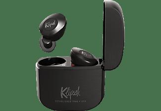 KLIPSCH T5 II True Wireless ANC Earphones, gunmetal