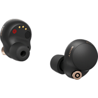 SONY True Wireless Bluetooth In-Ear Kopfhörer WF-1000XM4 mit Geräuschminimierung, schwarz