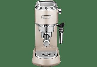 Cafetera express - DeLonghi EC 785.BG, 1300 W, 1l, 15 bar, Tecnología Thermoblock, Beige