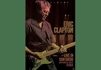 Eric Clapton, J.J. Cale - Live In San Diego  - (Blu-ray)